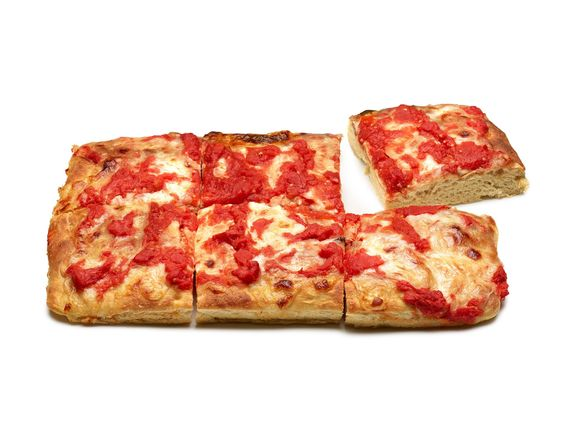 Sicilian Pizza recipe from Food Network Kitchen via Food Network