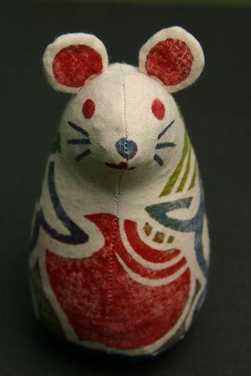 真工藝 真工藝 鼠 Mouse stuffed toy: