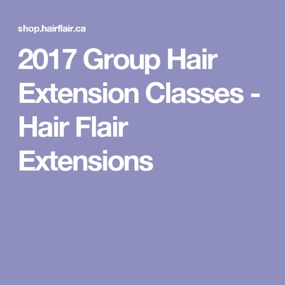 2017 group hair extension classes hair flair extensions 2017 group hair extension classes hair flair extensions hairdressing pinterest hair extensions extensions and buy hair extensions pmusecretfo Image collections