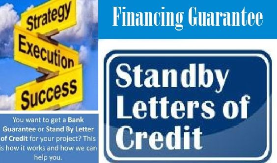 SBLC or Standby Letter Of Credit can help your business in tough - letter of credit