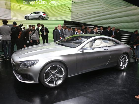The 2013 Frankfurt Motor Show's Biggest Debuts - Popular Mechanics
