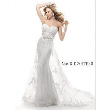 Maggie Sottero Grayson 4MK917- [Maggie Sottero Grayson] - Buy a Maggie Sottero Wedding Dress from Bridal Closet in Draper, Utah