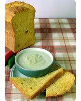 Bombay Bite Bread - Indian flavours. Bread machine