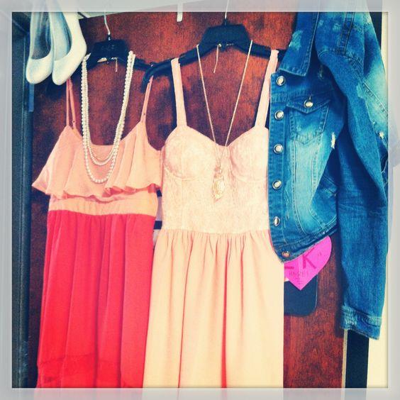 Cute spring/summer dresses