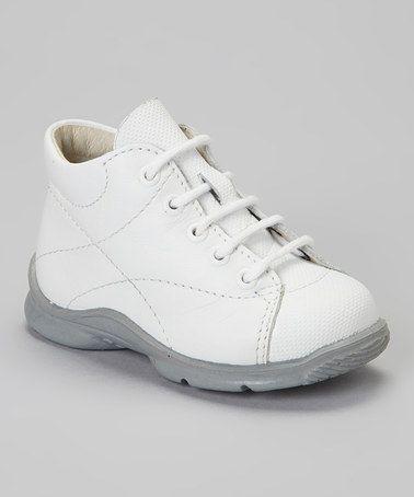 White Stitched Kim Boot by RICOSTA