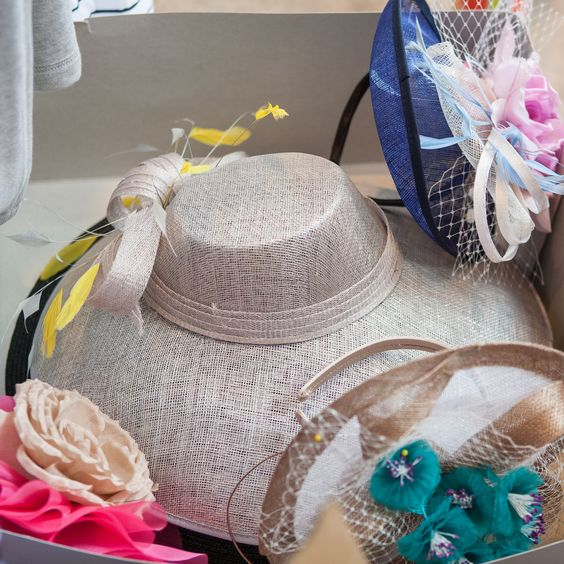 Seersucker. Mint juleps. Extravagant headwear. The #KYDerby is here! We're kicking off a few days of our favorite things in #Louisville with a look at milliner @Britni Knable, whose hand-sewn hats are a must-have for the race.