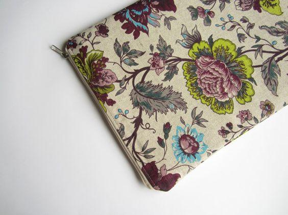 Floral MacBook Air 13 sleeve MacBook Air 13 Case by CasesLab, $25.00