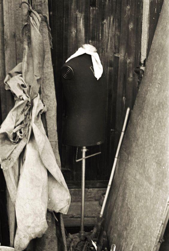 Kansuke Yamamoto 1955. ©Toshio Yamamoto.