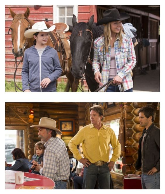 Heartland season 7 | Heartland | Pinterest | Seasons ...