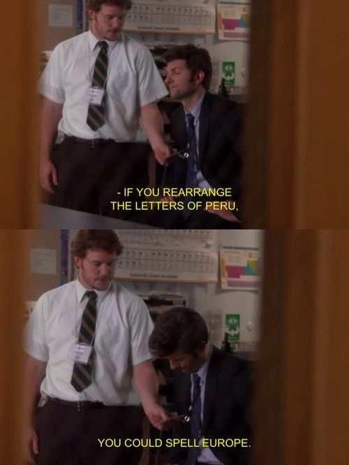 andy parks and recreation - photo #19