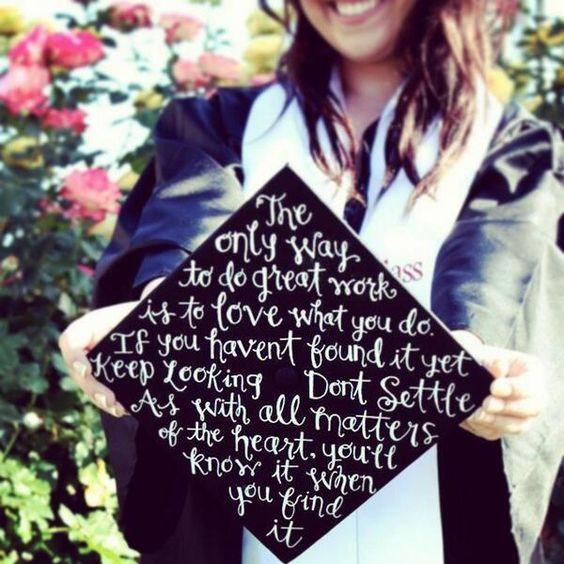 : Inspirational Quote, Graduation Quote, Graduation Caps, Cap Ideas, Graduation Party, Grad Cap, Graduation Hat, Graduation Cap Quote, Graduation Ideas