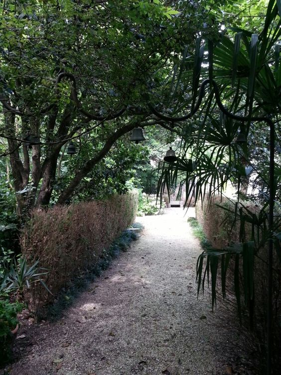 Garden_ Villa Miani Calabresi_ Santa Maria La Longa_ Italy