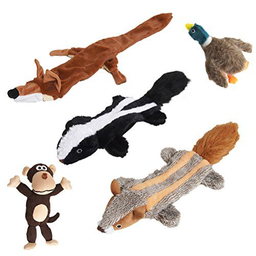 Sharlovy Stuffingless Dog Toys No Stuffing Dog Toys Of Raccoon