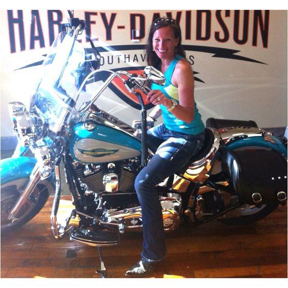 Me & MY Harley!