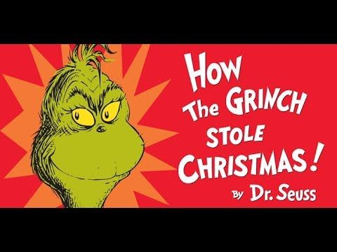 How The Grinch Stole Christmas Youtube In 2020 Grinch Stole Christmas Grinch Christmas Apps
