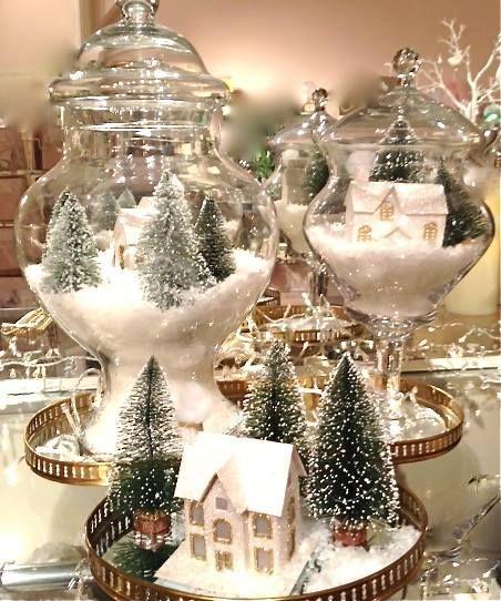 Easy Diy Christmas Table Decorations Ideas Party Wowzy Beautiful Christmas Decorations Christmas Table Centerpieces Christmas Centerpieces Diy