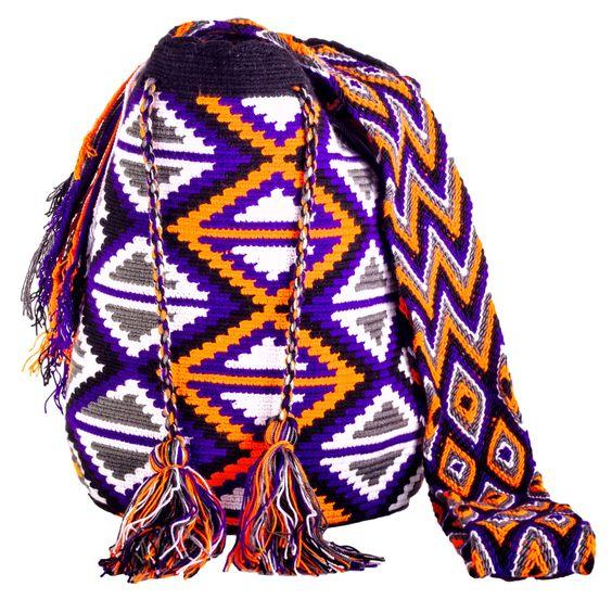 Chila Wayuu Bag:
