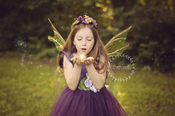 Fairytale Portraits | Chicago Illinois Child Photographer | Broderick Photography