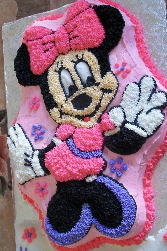 Minnie cake: