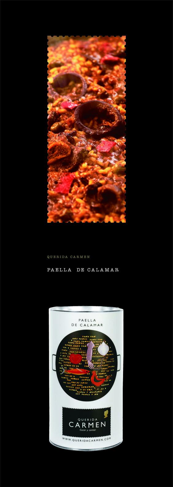 PAELLA DE CALAMAR