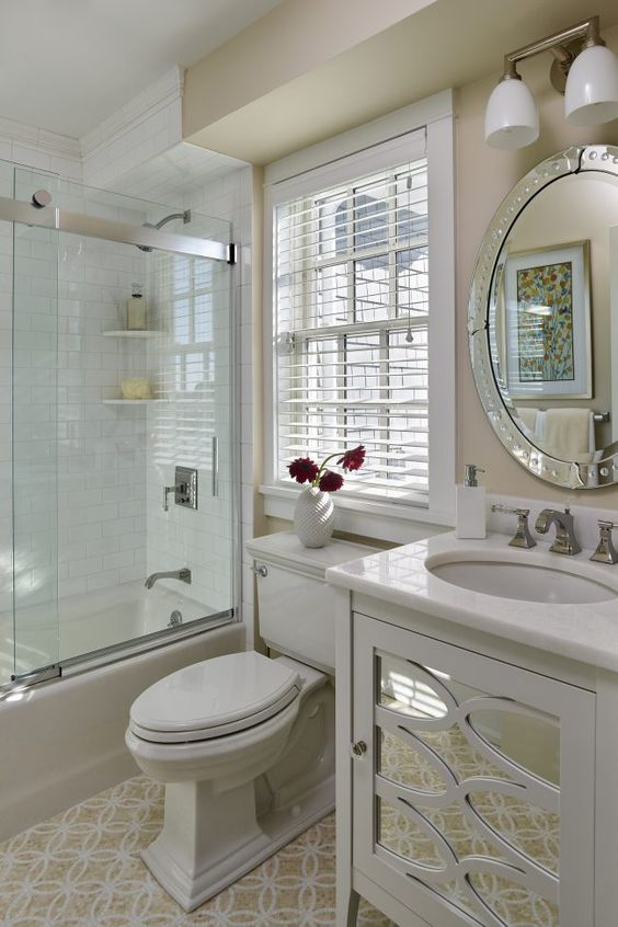 Glass shower curtains: what you need to know when choosing and 48 favorite design solutions