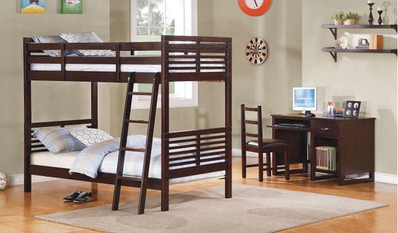 Osaka Twin over Twin Bunk Bed $525