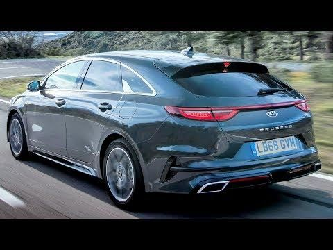 2019 Kia Proceed Gt Line Shooting Brake That Combines Sleek Style And Versatility Shooting Brake Kia Advanced Driver Assistance Systems