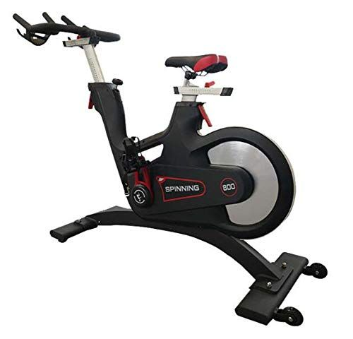 Spinning Bike Magnetic Resistance 8 Kg Flywheel Cardio Workout Adjustable Handlebars Amp Seat Height Commercial Cardio Workout Cardio Workout