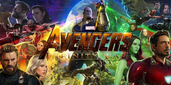 Phim Avengers: Cuoc Chien Vo Cuc 2018
