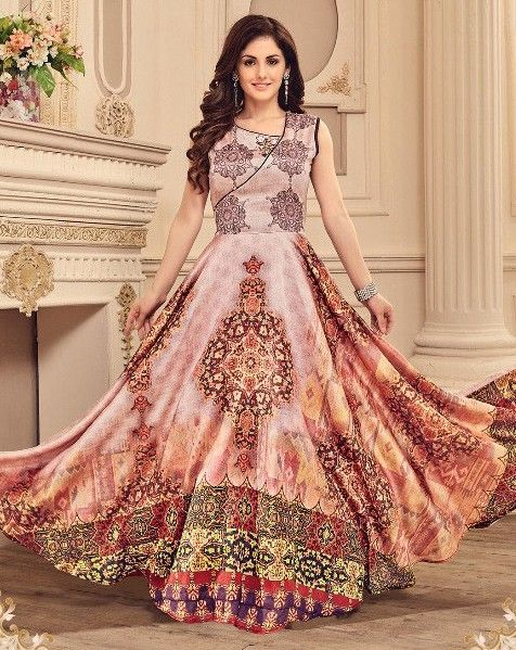 latest gown design 2019