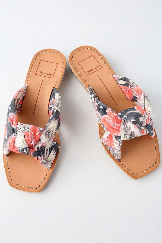 Brilliant Summer Flat Sandals