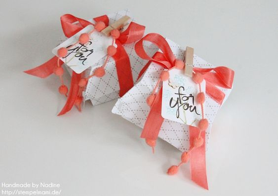 Basteln mit Stampin' Up! | Anleitungen Bastelideen Produkte bestellen bei Stempelmami Nadine Koeller