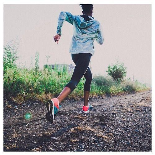 running healthy fitness