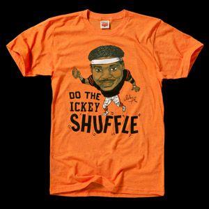 cincinnati bengals ickey shuffle shirt.  for caleb.