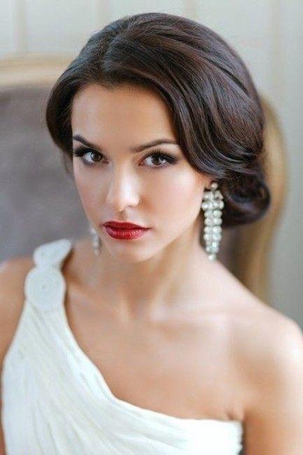 un maquillage de marie classique - Maquilleuse Coiffeuse Mariage Paris