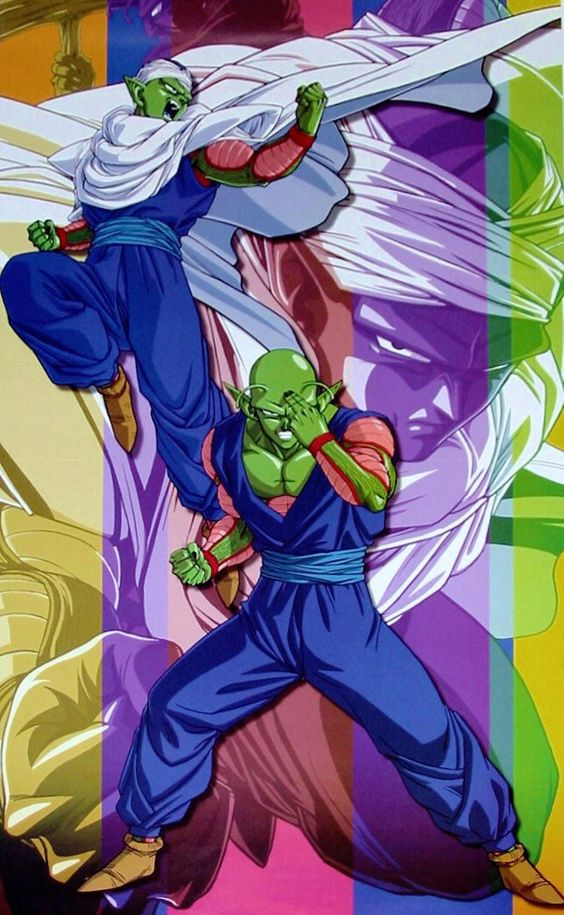 """piccolospirit: """" Who is Piccolo? PICCOLO 2nd generation [ DRAGON BALL CHARACTER ] ピッコロ / マジュニア(ドラゴンボール) Here is the handsome guy [ Kind of Alpha male] of DB series, the most class , intelligent. Great King Piccolo Daimao's son and his réincarnation ...."""