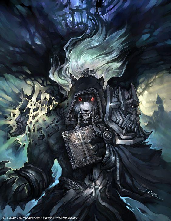 Dwarf Werewolf | Each World of Warcraft account can now create a maximum of 10 ...