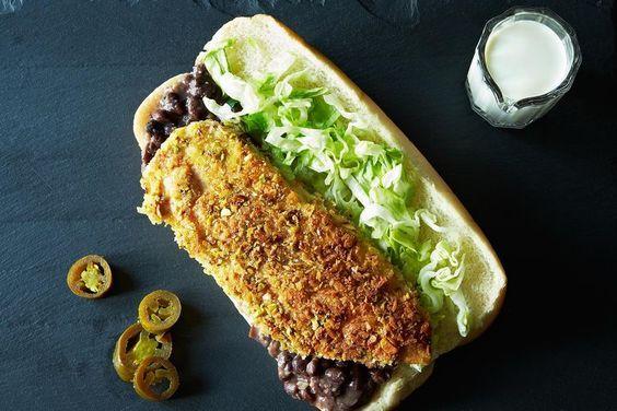 Dinner Tonight: Pistachio-Crusted Chicken Torta + Margarita on Food52