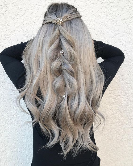 40 Trendy Braided Hairstyles For Long Hair That Look Amazingly Good Geflochtene Frisuren Lange Haare Frisuren Lang