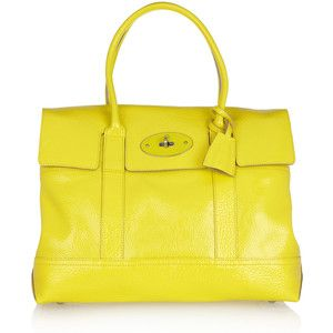 love the bright-lemon color