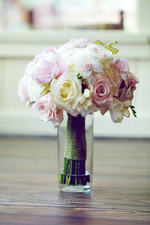Faith's Bridal Bouquet