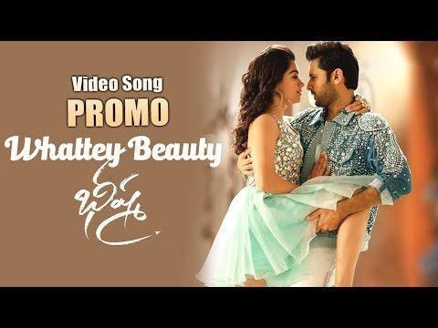 Whattey Beauty Promo Song From Bheeshma Second Single From Bheeshma Nith In 2020 Songs Beauty Movie Teaser