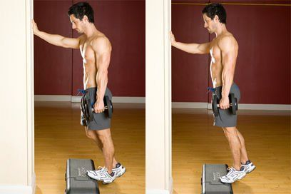 calf exercises at home