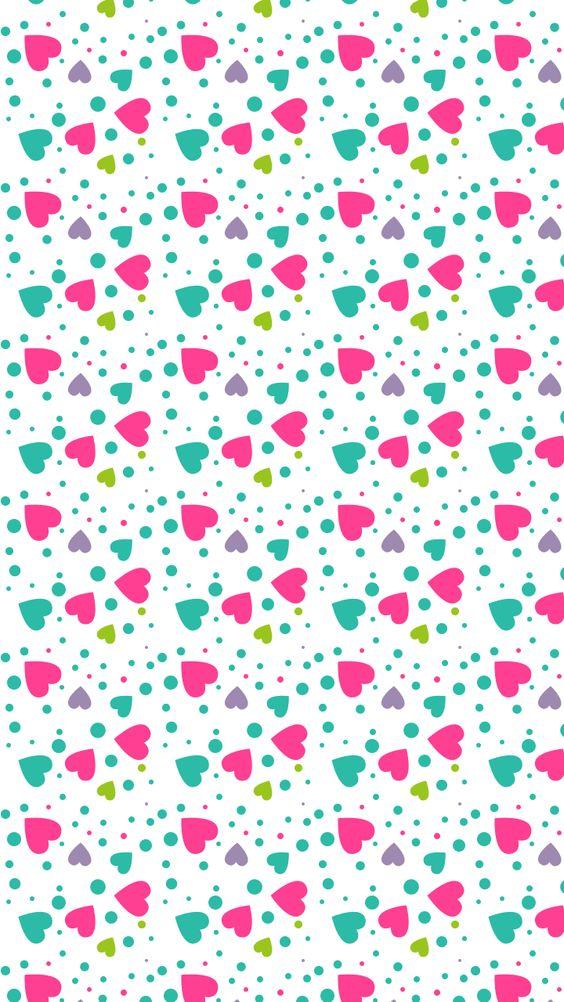 pattern on we heart it cute wallpapers pinterest we