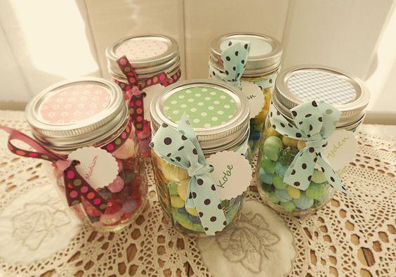 Brossie Belle DIY mason jar Easter gift idea