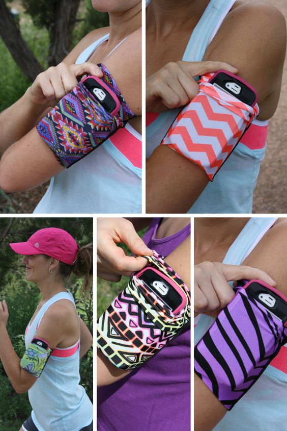 Speedzter Armbands are perfect for carrying your phone while you run. They fit most phones, are comfortable and don't slip! speedzter.com: