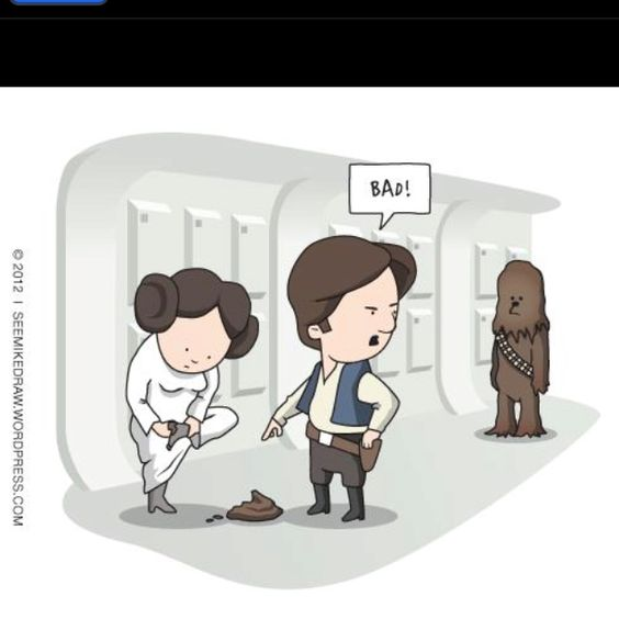 I wouldn't try to rub a Wookie's face in it though.
