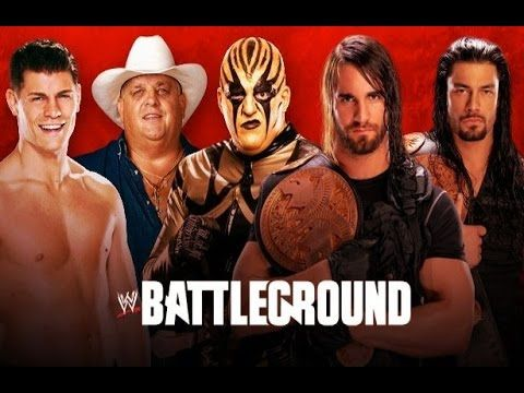WWE The Shield: 'Battleground' history and predictions for 2016