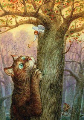 Vladimir Rumyantsev: Cat Art, Vladimir Rumyantsev, Kitty Cat, Art Cats, Cat Illustrations, Cats Art, Kitty Art, Cats Illustrations, Cats Blog