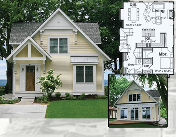 Victorian Cottage Floor Plans Google Search Tiny House